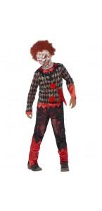 Déguisement Clown malfaisant garçon Halloween