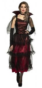 Déguisement femme Midnight vampire Halloween