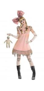 Déguisement femme Poupée angoissante Halloween