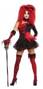 Déguisement Jesterina Halloween