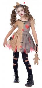 Déguisement Miss Vaudou fille Halloween