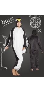 Déguisement Pingouin peluche kigurumi 165 cm