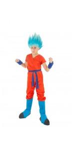 Déguisement Sangoku Dragon Ball Super garçon