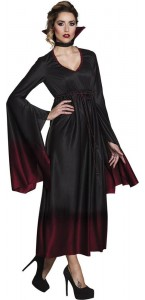 Déguisement Vampire Madame Halloween