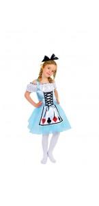 Déguisement Alice enfant