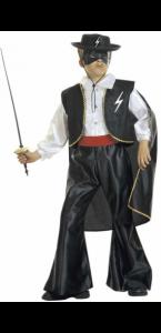 Déguisement Bandit Masqué enfant 140 cm