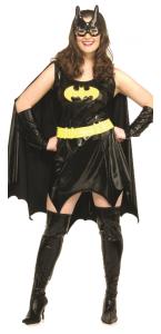 Déguisement Batgirl sexy taille XL