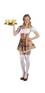 Déguisement Bavaroise Alpine femme