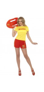 Déguisement Baywatch femme taille M