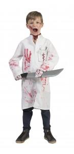 Déguisement blouse de docteur de la mort Halloween