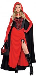 Déguisement Chaperon rouge femme sexy
