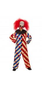 Déguisement Clown effrayant Halloween
