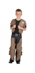 Déguisement Cowboy Dustin garçon