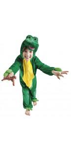 Déguisement Crocodile peluche enfant max 1,40 m