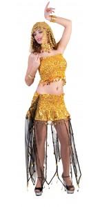 Déguisement danseuse orientale Belly  femme