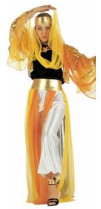 Déguisement danseuse orientale XL