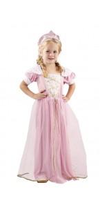 Déguisement Darling princesse fille 3/4 ans