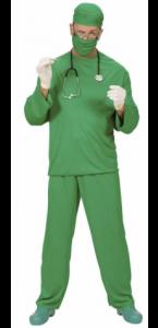 Déguisement de chirurgien taille M