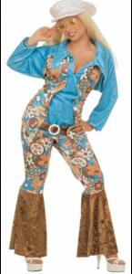 Déguisement de Hippie Femme XL