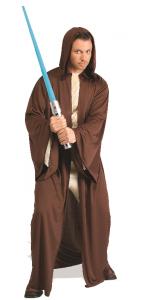 Déguisement de Jedi marron taille Standard