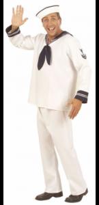 Déguisement de matelot adulte taille M