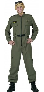 Déguisement de pilote Top Gun homme