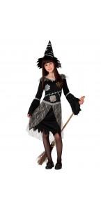 Déguisement de sorcière de minuit Halloween