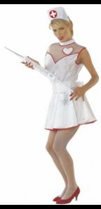 Déguisement d'infirmière sexy taille XL