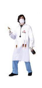 Déguisement Dr Shots homme