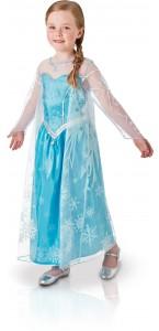 Déguisement Elsa Luxe enfant