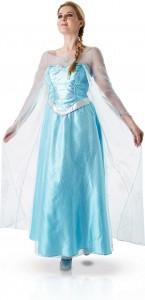 Déguisement Elsa Reine des neiges adulte