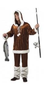 Déguisement Eskimo homme taille 50/52