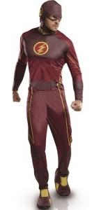 Déguisement Flash homme  taille standard