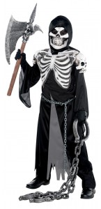 Déguisement gardien de la crypte Halloween