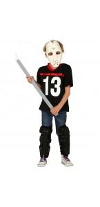 Déguisement Hockeyeur ensanglanté Halloween