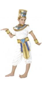 Déguisement Imhotep enfant 7/9 ans