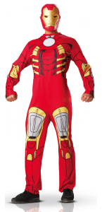 Déguisement Iron Man adulte