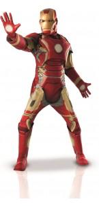 Déguisement Iron man luxe adulte