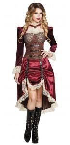 Déguisement lady Steampunk