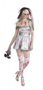 Déguisement mariée sanglante Halloween