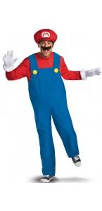 Déguisement Mario Bros adulte
