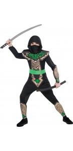 Déguisement Ninja dragon 6/8 ans