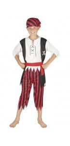 Déguisement Pirate Jack garçon