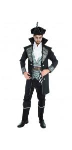 Déguisement Pirate noir homme adulte