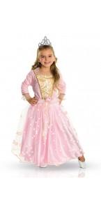 Déguisement princesse lumineux enfant