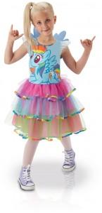 Déguisement Rainbow Dash- Little Pony enfant