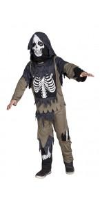 Déguisement Squelette Zombie Halloween