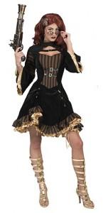 Déguisement Steampunk femme sally
