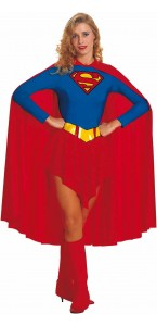 Déguisement Supergirl adulte taille M