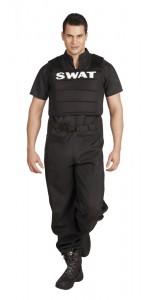 Déguisement Swat Officier